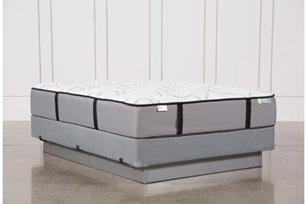 Gel Springs Medium Full Mattress W/Foundation