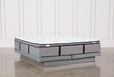 Kit-Revive Gel Springs Plush Eastern King Mattress W/Low Profile Foundation