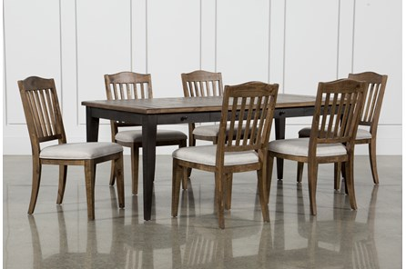Foundry 7 Piece Dining Set