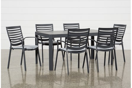 Outdoor Andaz 7 Piece Dining Set