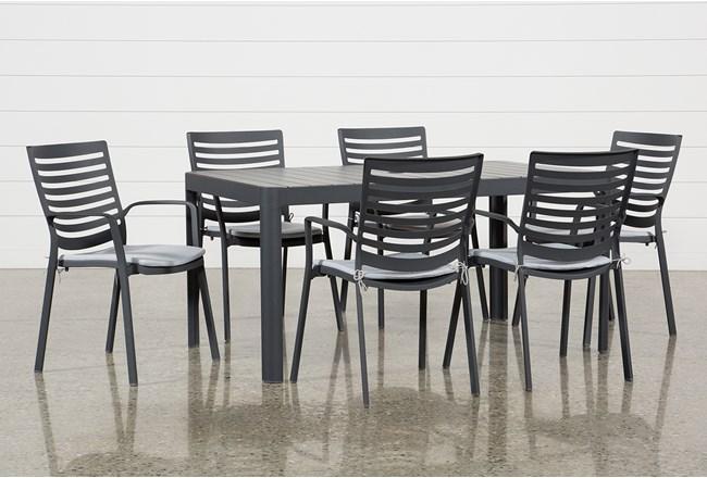 Outdoor Andaz 7 Piece Dining Set - 360