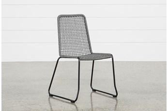 Pilo Grey Side Chair