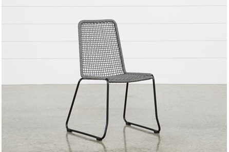 Pilo Grey Side Chair