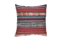 Accent Pillow-Raffia Stripe Multi 20X20