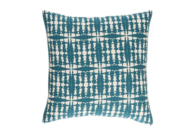 Accent Pillow-Jetson Teal 22X22 - 360