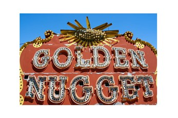 Picture-45X30 Golden Nugget