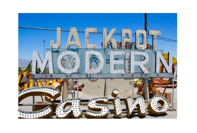 Picture-36X24 Jackpot Modern - 360