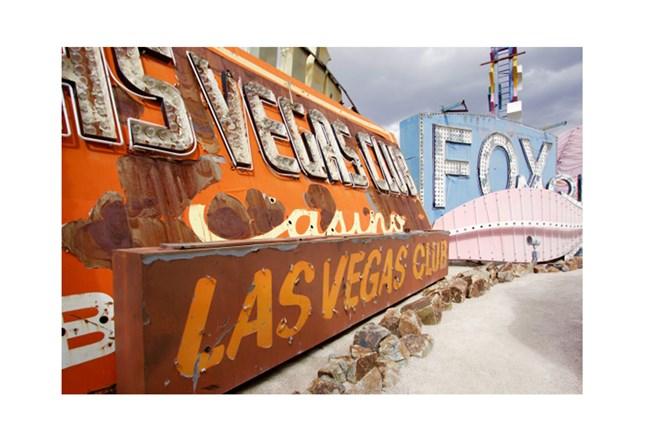Picture-54X36 Las Vegas Club - 360