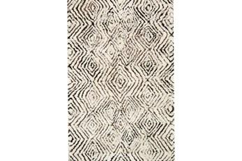 93X117 Rug-Justina Blakeney Folklore Ivory/Granite