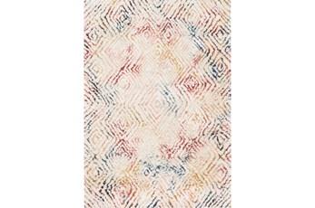 60X90 Rug-Justina Blakeney Folkore Ivory/Prism