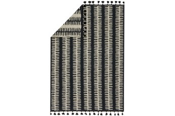 27X45 Rug-Justina Blakeney Kahelo Black/Grey
