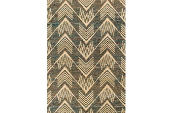 63X91 Rug-Niall Arrows Smoke