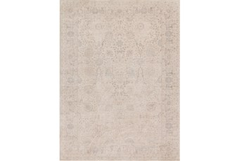 63X90 Rug-Magnolia Home Ella Rose Natural/Natural By Joanna Gaines