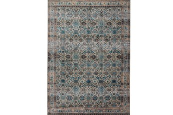 63X92 Rug-Magnolia Home Kivi Fog/Multi By Joanna Gaines