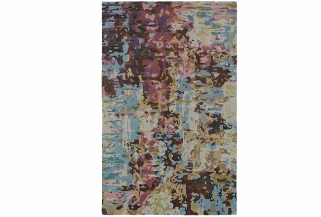 60X96 Rug-Matiz Blue/Berry - 360