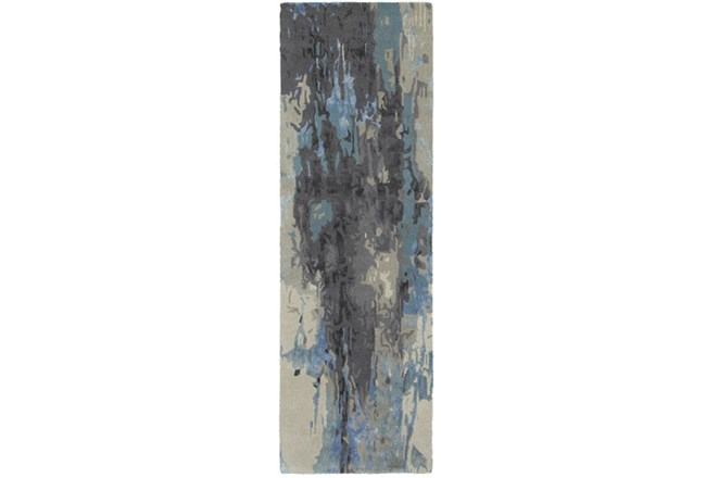 30X96 Rug-Matiz Blue/Grey - 360