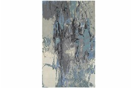 42X66 Rug-Matiz Blue/Grey