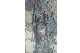 120X156 Rug-Matiz Blue/Grey
