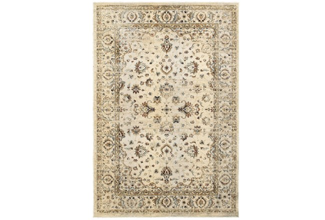 63X90 Rug-Valley Tapestry Cream - 360