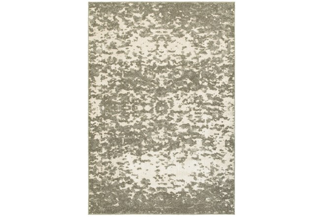 94X130 Rug-Xandra Spotted Light Grey - 360