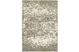 118X154 Rug-Xandra Spotted Light Grey
