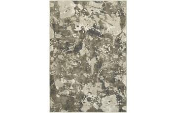 94X130 Rug-Xandra Marbled Charcoal