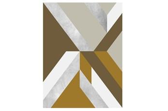 Picture-30X40 Criss Cross Aurous I