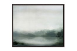 Picture-37X30 Overcast Mornings Framed