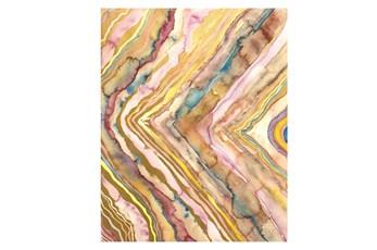 Picture-24X30 Golden Geode