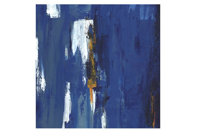 Picture-36X36 Night In Blue - 360