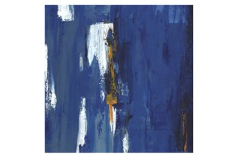 Picture-30X30 Night In Blue