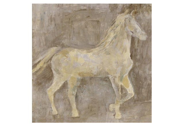 Picture-30X30 Gentle Horse I - 360