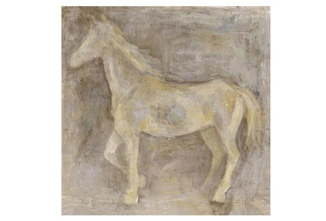 Picture-30X30 Gentle Horse II - 360