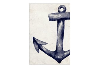 Picture-24X36 Indigo Anchor