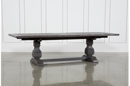 Norwood Rectangle Extension Dining Table