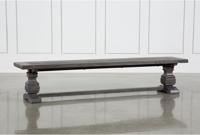 Norwood 88 Inch Dining Bench - 360