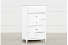 Taylor White Chest Of Drawers
