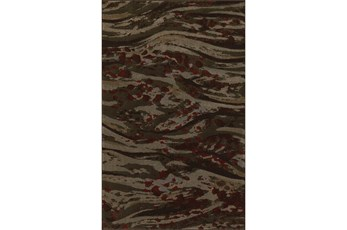 39X61 Rug-Stream Chocolate