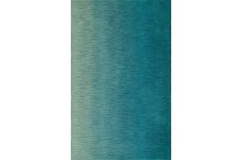 96X120 Rug-Static Ombre Aqua