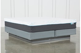 H2 Firm Hybrid Eastern King Mattress W/Foundation