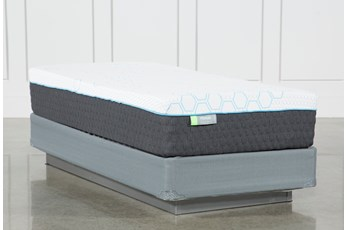 H2 Medium Hybrid Twin Xl Mattress W/Foundation