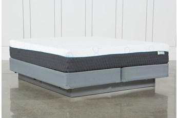 H2 Medium Hybrid Eastern King Mattress W/Foundation