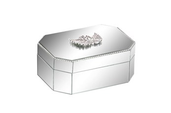 Swan Mirror Box