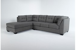"Arrowmask 2 Piece 116"" Sectional with Left Arm Facing Chaise"