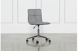 Rudy Grey Desk Chair