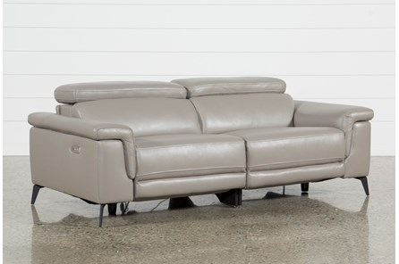 Thatcher Grey 2 Piece Sofa