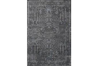 63X92 Rug-Magnolia Home Everly Grey/Grey By Joanna Gaines