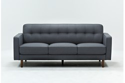 "London Dark Grey 82"" Sofa"