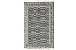 60X90 Rug-Magnolia Home June Charcoal By Joanna Gaines