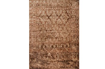 94X130 Rug-Magnolia Home Kivi Sand/Copper By Joanna Gaines